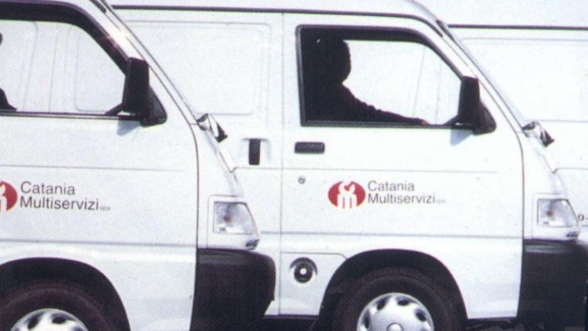 Tagli alla Multiservizi di Catania