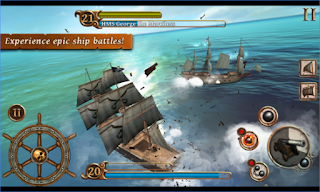 Download Ships of Battle Age of Pirates App