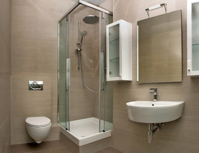small bathroom remodel ideas with shower stall