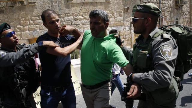 """Israel detiene a palestino por publicar """"Buenos días"""" en Facebook"""