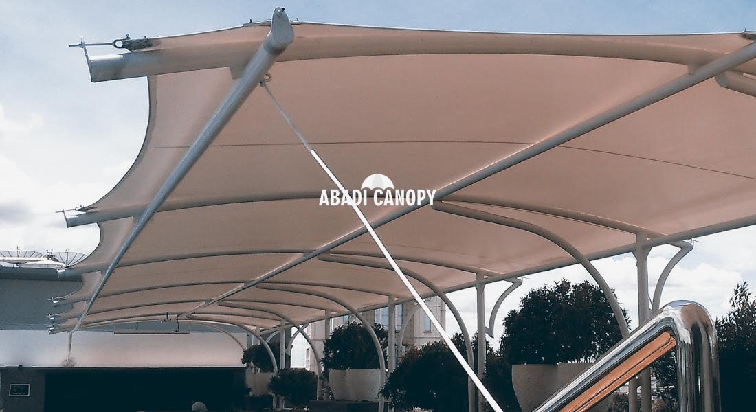 Harga canopy membrane Jakarta