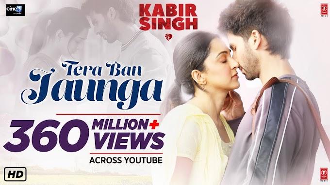 तेरा बन जाऊँगा Tera Ban Jaunga Lyrics in Hindi & English – Kabir Singh