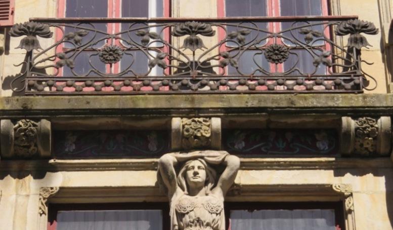 El Gijón que me gusta: Edificio modernista en Cabrales 43