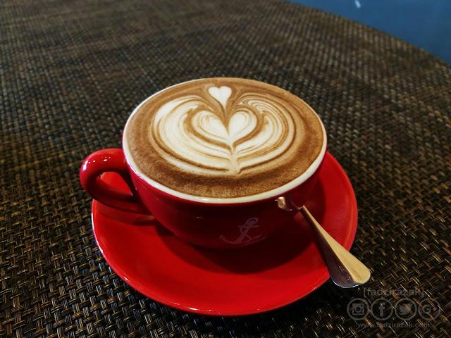 Matcha Caffe Latte