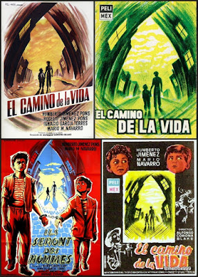 El camino de la vida / The Road of Life. 1956.