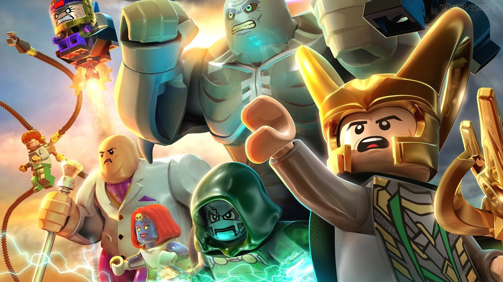 Play LEGO Marvel Super Heroes: Iron Man Online For Free ...