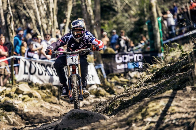 2016 Lourdes UCI World Cup Downhill: Results