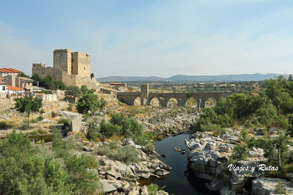 Puente y Castillo de Puente del Congosto