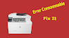 HP Laser Printers Using 203X (CF54x) Firmware Issues