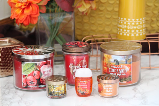 Autumn Bath & Body Works Haul