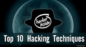 Top 10 Common Hacking Technique For All Beginners