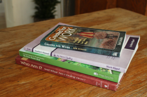 7th grade homeschool books