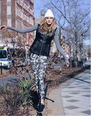 Guest Post How to Dress Up Your Leggings - A Glimpse of Glam