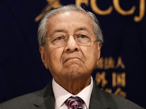 Malaysian PM Mahathir submits resignation