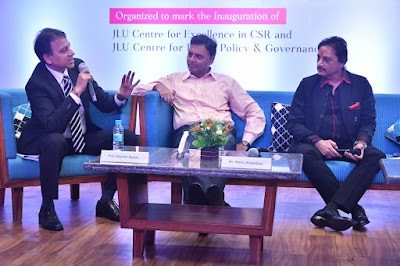 National Roundtable Meet on 'Nurturing an Ecosystem for Social Impact'