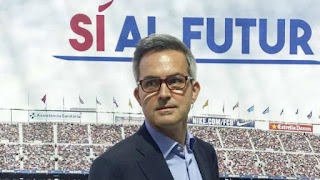 We want Barca made of mainly La Masia graduates: Presidential candidate Victor Font