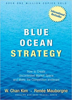 Blue Ocean Strategy: How to Create Uncontested Market Space and Make