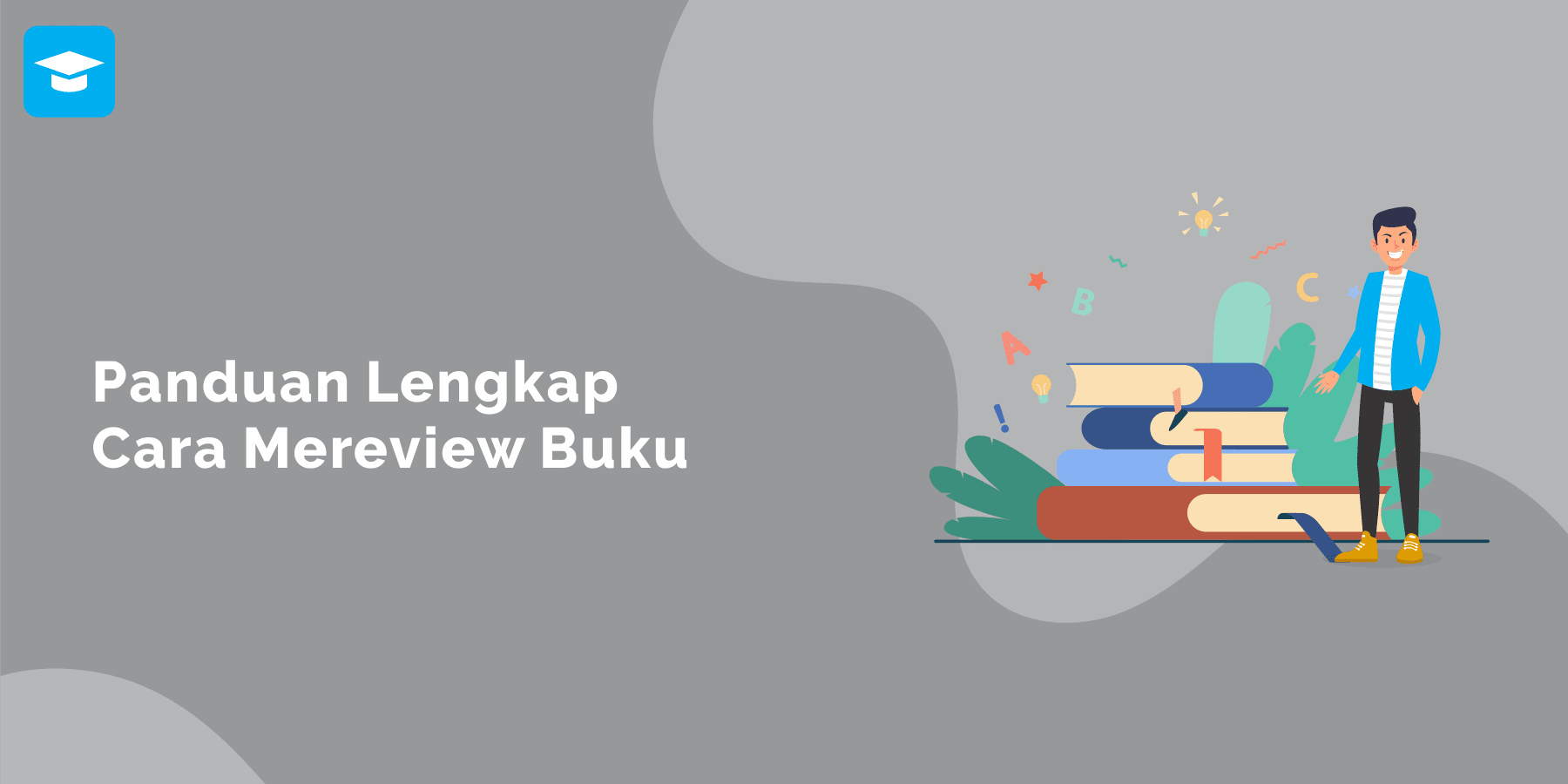 Cara review buku