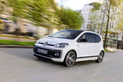 2018 VW Up GTI 115 hp