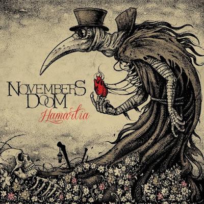 """Το τραγούδι των Novembers Doom """"Plague Bird"""" από τον δίσκο """"Hamartia"""""""