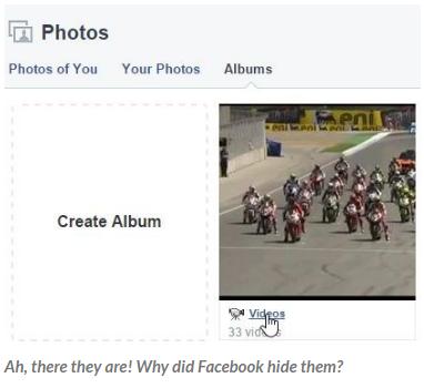 How Do I Find My Videos On Facebook ~ Tech Tricks Basics