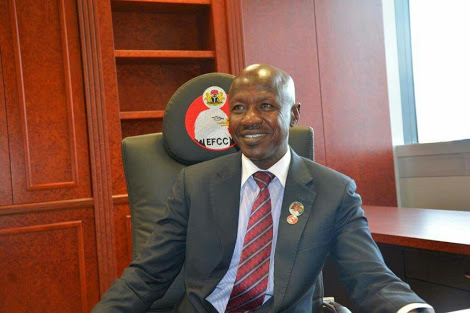 EFCC Denies Its Officers Who Raided Standard Chartered Bank
