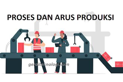 Proses Produksi Massal Produk Otomotif Kendaraan Ringan Ditinjau dari Proses dan Arus Produksi