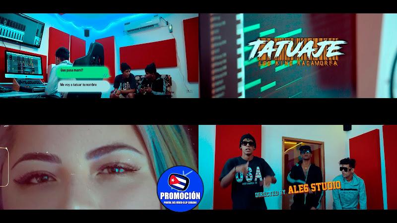 Los king Ragamorfa - ¨Tatuaje¨ - Videoclip - Director: Ale6 Studio. Portal Del Vídeo Clip Cubano. Música cubana. Reguetón. Cuba.