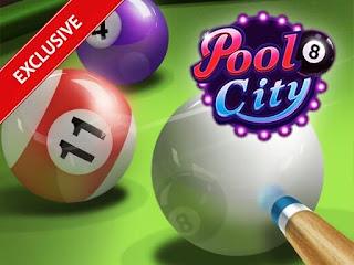 لعبة بلياردو المدينة 2