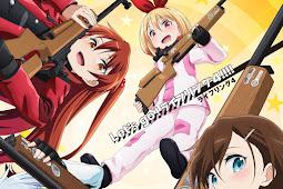 [Single] RIFLING 4 – Let's go! RIFLING 4!!!! [MP3/320K/ZIP] | Opening Rifle is Beautiful