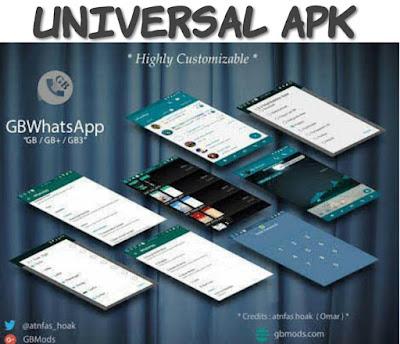 GBWhatsApp v6.70 Latest Version Universal Apk Shared By FibmanArts