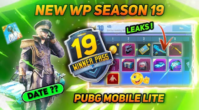 PUBG Mobile Lite Season 19 Winner Pass release date and leaks
