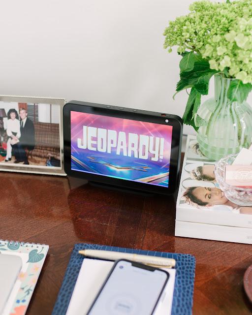 Echo Show 8 -HD smart display with Alexa