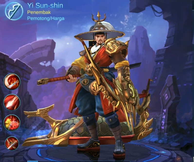 hero marksman terbaik mobile legends