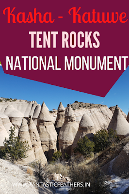 New Mexico - Kasha-Katuwe Tent Rocks National Monument