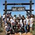 Alunos do Ceti Pedro Coelho realizam aula campo na Fazenda Abelheiras em Campo Maior
