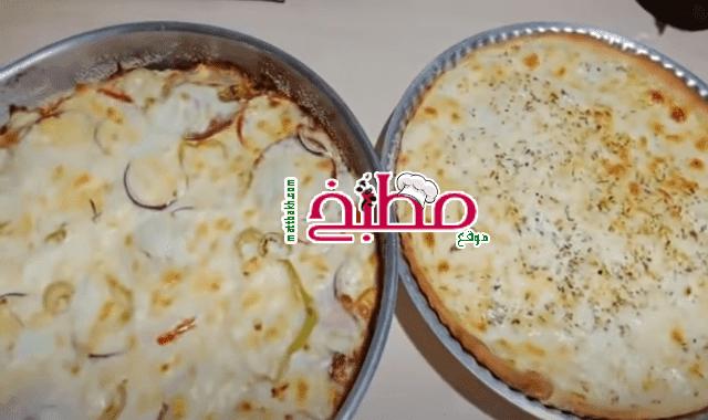 البيتزا فاطمه ابو حاتي
