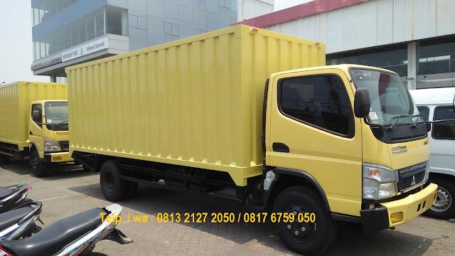 harga truk canter box besi 2019, harga colt diesel box besi 2019