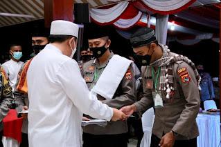Dua Finalis Asal Polres Lombok Barat Berhasil Menjuarai Lomba Da'i Kamtibmas tingkat Polda NTB