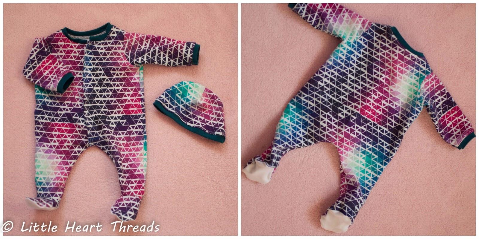 Little Heart Threads: Wardrobe Sewing for La Corolle Baby