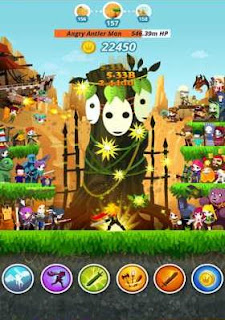 Tap Titans 2 Apk Mod Data Unlimited Money Full for Android