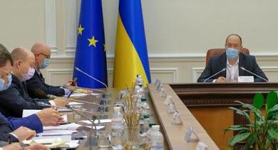 Кабмин объявил режим чрезвычайной ситуации до 24 апреля