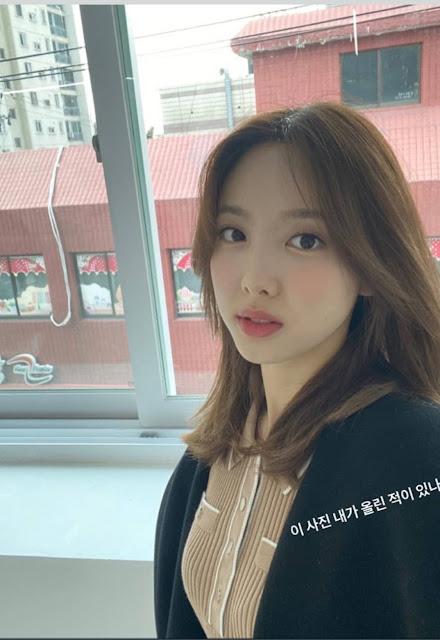twice nayeon instagram