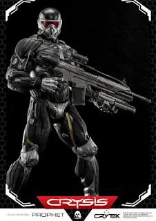 ThreeZero Crysis Prophet 1/6 Action Figure 34.4cm