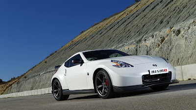 nissan 370z nismo hd wallpaper