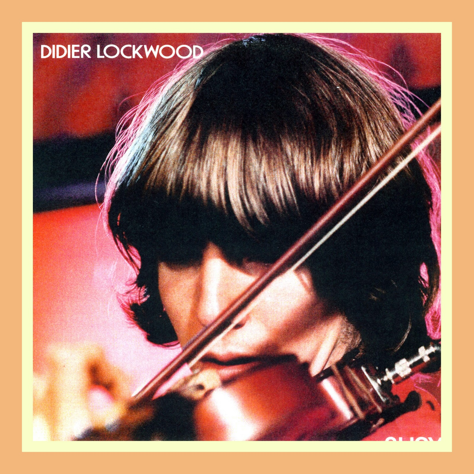 Didier Lockwood - New World