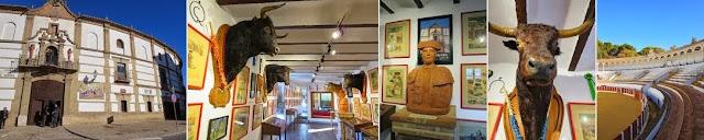 One Week in Malaga in December: Bullfighting museum in Antequera