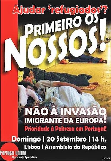 20 de setembro, 14h: Lisboa