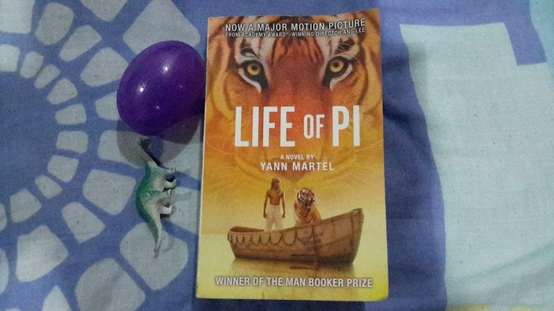 Life of Pi by Yann Mantel