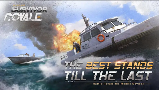 Survivor Royale Best Mobile Game (Similar to Pubg) Apk+Data Download For Android